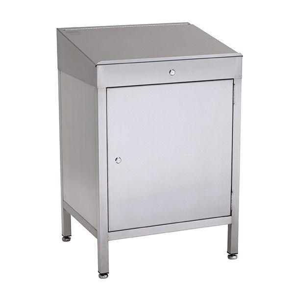 Healthcare facility desk / 1-door W/WW0055 TEKNOMEK
