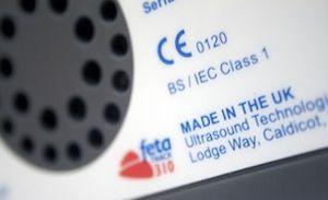 Twin fetal monitor Fetatrack®310 Ultrasound Technologies