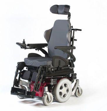 Electric wheelchair / exterior / interior Salsa M Sunrise Medical