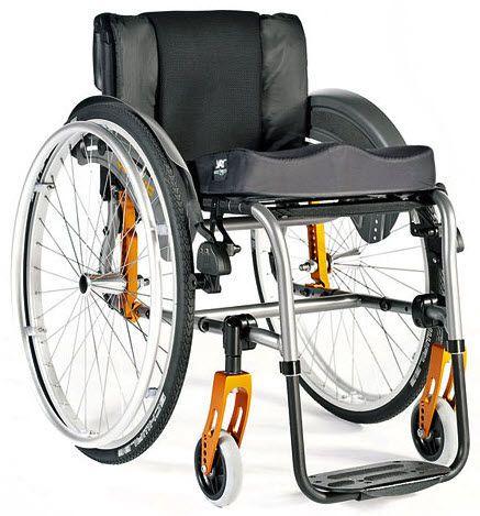 Active wheelchair Life R Sunrise Medical