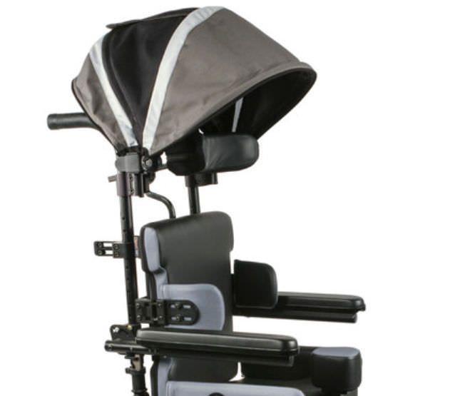 Passive wheelchair / folding GS™ Sunrise Medical