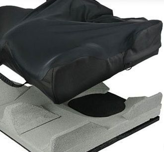 Anti-decubitus cushion / wheelchair / foam J3™ Sunrise Medical