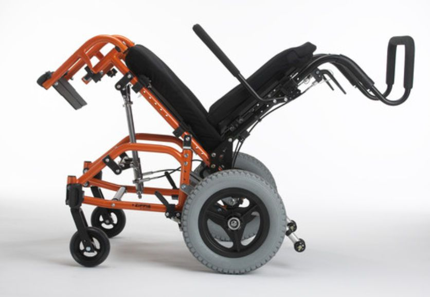 Passive wheelchair / folding / pediatric TS Sunrise Medical