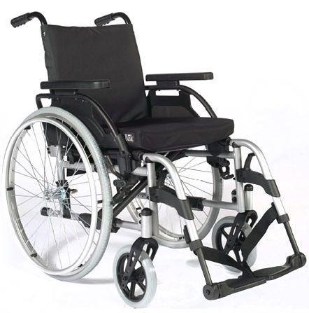 Passive wheelchair PariX 2 Sunrise Medical