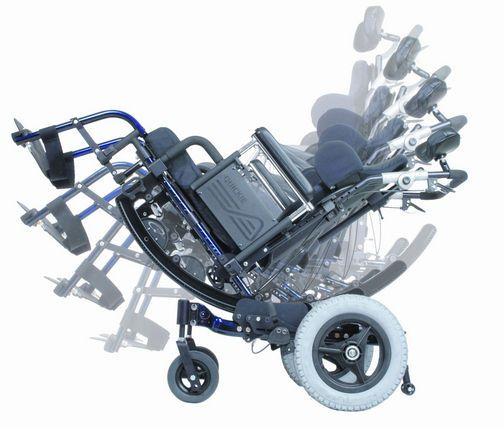 Passive wheelchair / reclining / pediatric ZIPPIE IRIS Sunrise Medical