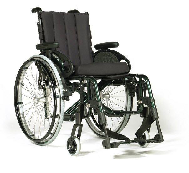Passive wheelchair / folding Easy 160i Sunrise Medical
