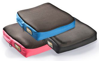 Wheelchair cushion / anti-decubitus / foam JAY ZIP Sunrise Medical
