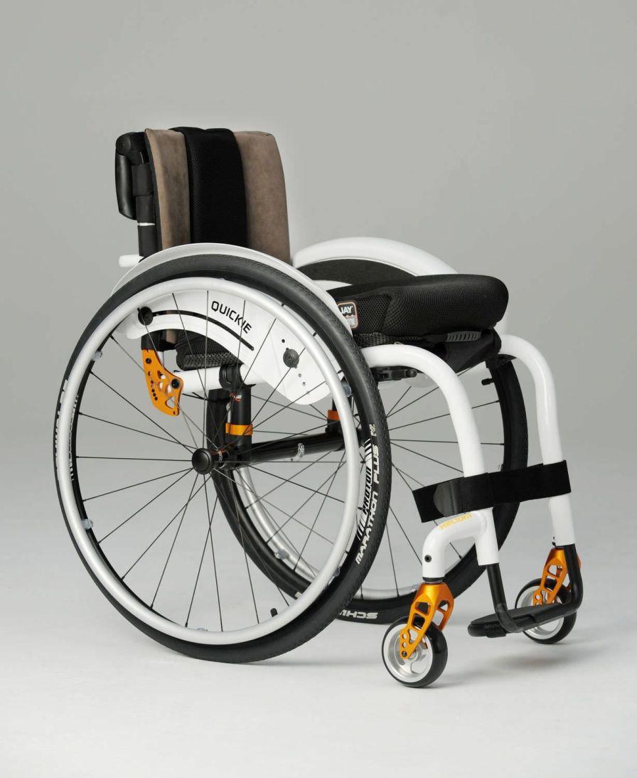 Active wheelchair / with legrest / exterior Helium Sunrise Medical