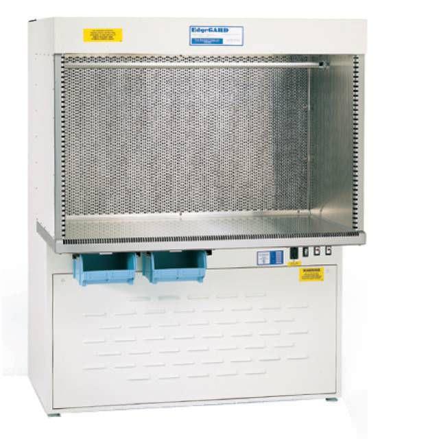 Laboratory clean bench / horizontal laminar flow EdgeGARD® HF The Baker Company