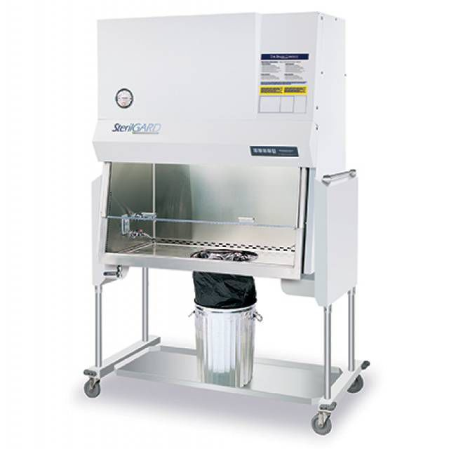Class II biological safety cabinet / type A2 SterilGARD® e3 Waste Disposal Unit The Baker Company
