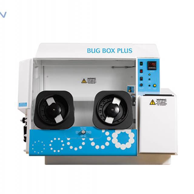 Microbiology anaerobic station Bugbox The Baker Company