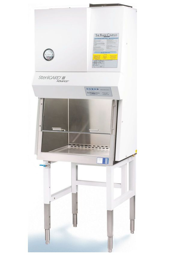 Class II biological safety cabinet / type A2 SterilGARD® e3 The Baker Company