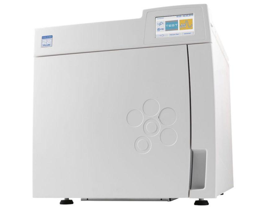 Dental autoclave / bench-top / touchscreen SW 17 Plus, SW 22 Plus STERN WEBER
