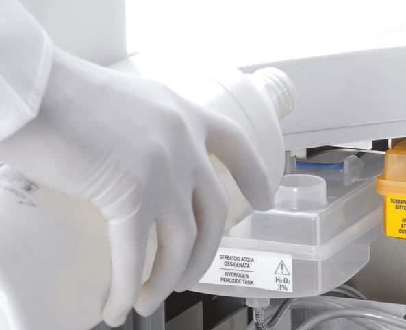 Dental unit disinfection system BIOSTER STERN WEBER