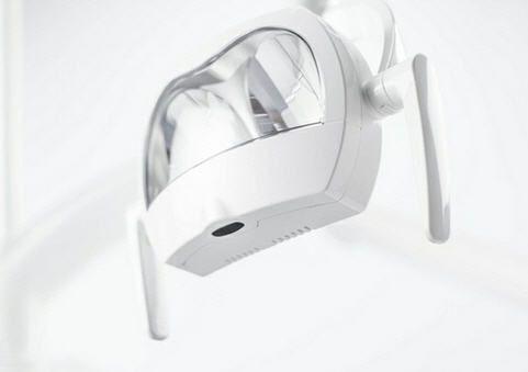 LED dental light / 1-arm VENUS PLUS-L LED STERN WEBER