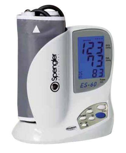 Automatic blood pressure monitor / electronic / arm 0 - 299 mmHg   ES-60 Spengler SAS