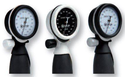 Hand-held sphygmomanometer 0 - 300 mmHg   Lian® Nano Spengler SAS