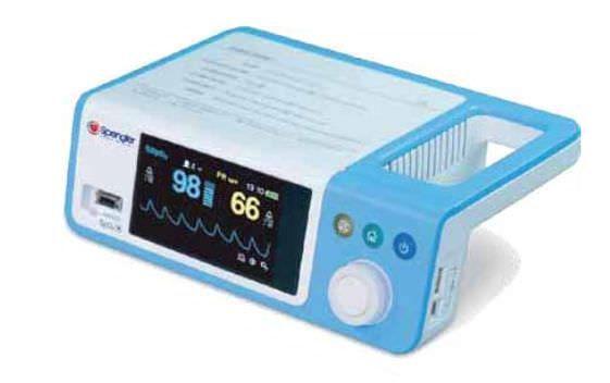 Table-top pulse oximeter Master Sat Spengler SAS