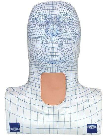 Tracheostomy training manikin / head Portex® Smiths Medical