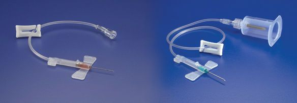 Venous infusion set Saf-T Wing Smiths Medical