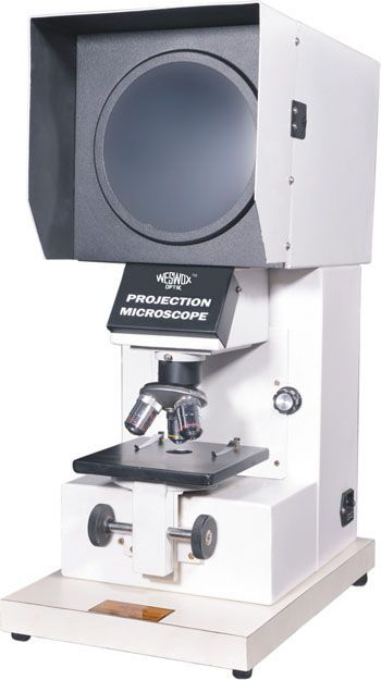 Laboratory microscope / projection MP-380 The Western Electric & scientific Works