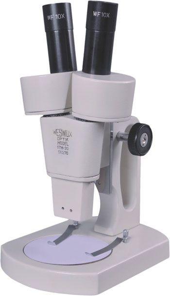 Laboratory stereo microscope / binocular STM-20B The Western Electric & scientific Works