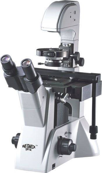 Laboratory microscope / Siedentopf type / trinocular / inverted WTC 7000 The Western Electric & scientific Works