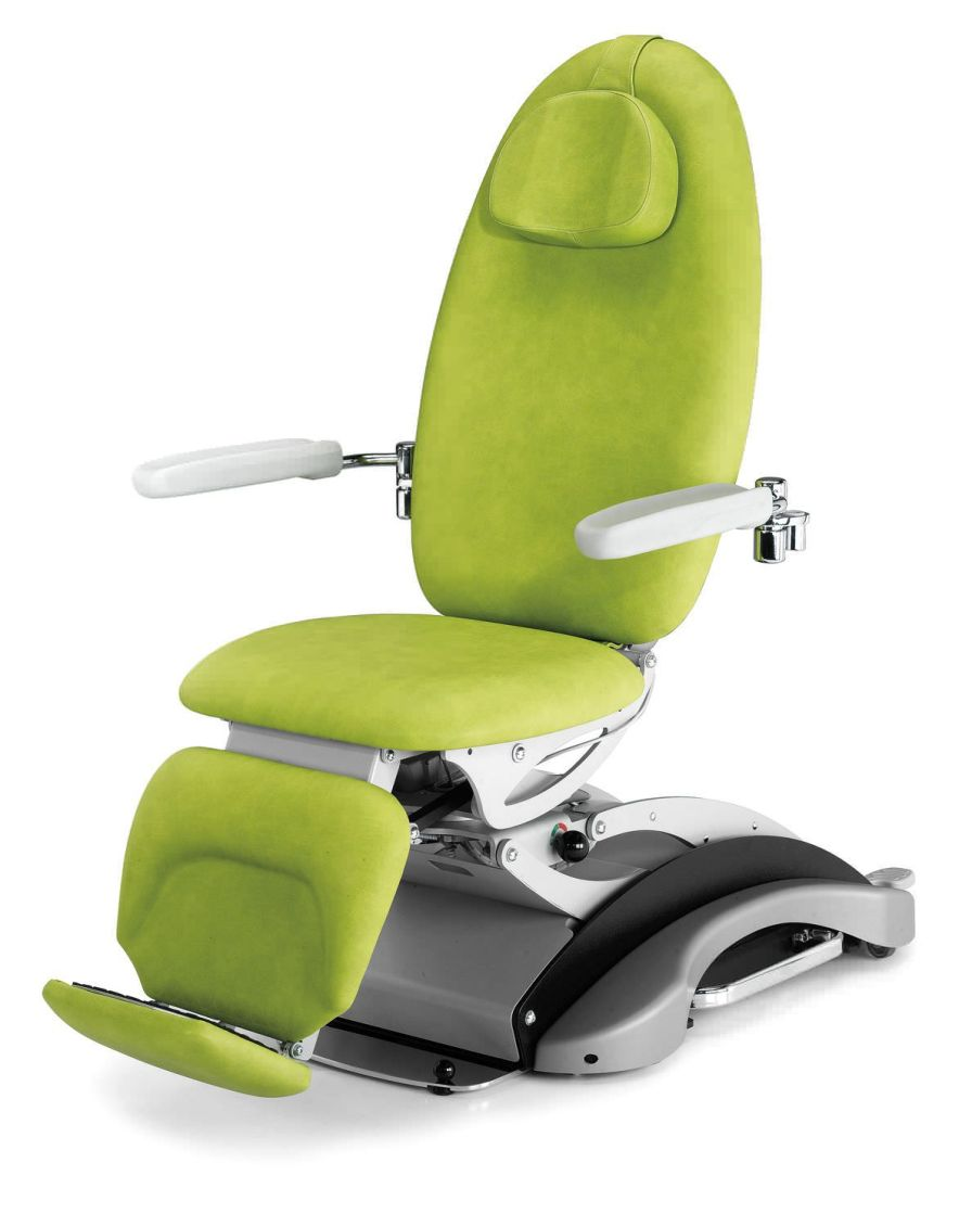Ophthalmic examination chair / ENT / electrical / 3-section FRANCY O TEYCO MED