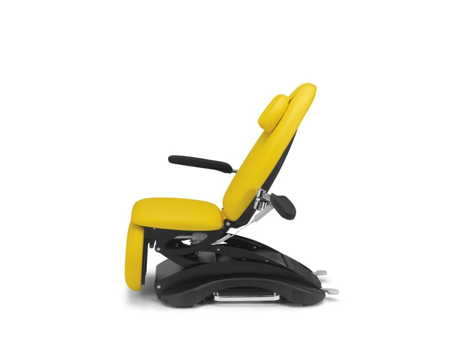 Height-adjustable blood donor armchair / electrical FRANCY P TEYCO MED