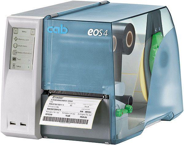 Label printer / cost-effective EOS4 cab Produkttechnik
