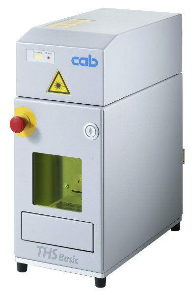 Laser marker THS Basic cab Produkttechnik
