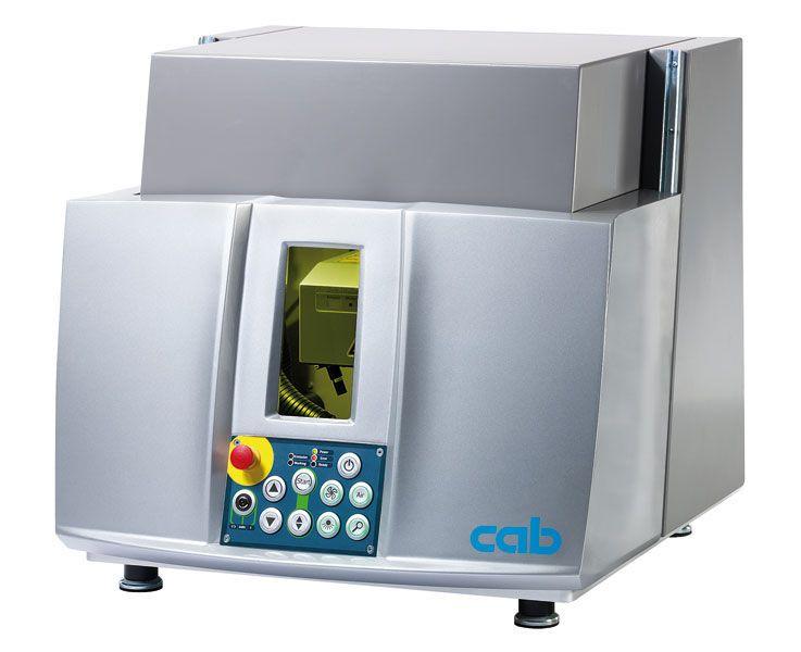 Marking housing laser LSG 65 cab Produkttechnik