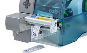 Label printer / for textiles A4+T cab Produkttechnik