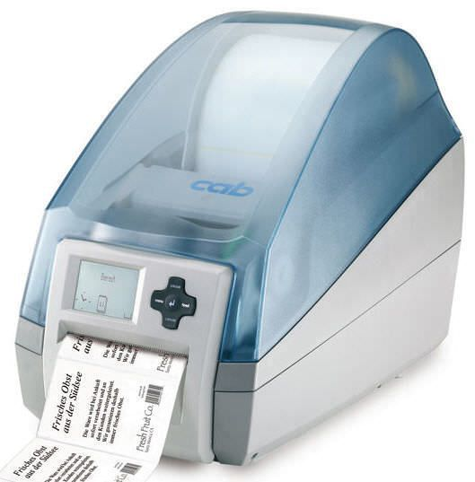 Label printer / multipurpose MACH4 B cab Produkttechnik