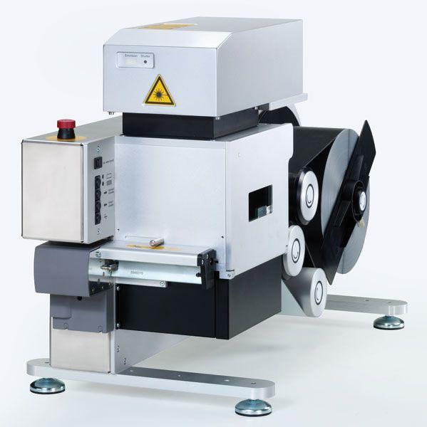 Laser marker cab Produkttechnik
