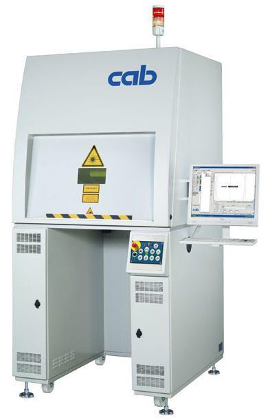 Marking housing laser 60 - 180 mm | LSG100 cab Produkttechnik