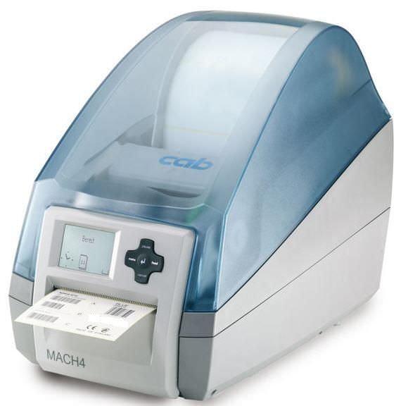 Label printer / multipurpose MACH4 C cab Produkttechnik