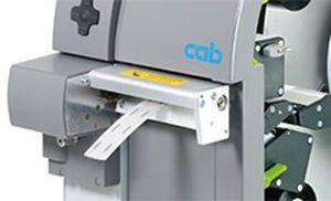 Label printer XC4 cab Produkttechnik