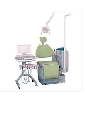 Dental treatment unit with hydraulic chair TAURUS SANTE C/S Shinhung