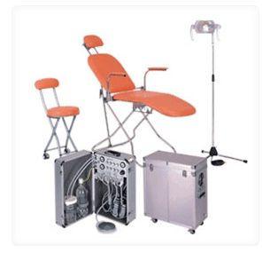 Portable dental chair Everhandy II Shinhung