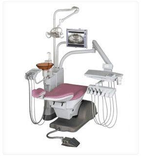Dental treatment unit with hydraulic chair TAURUS Z-5 Shinhung