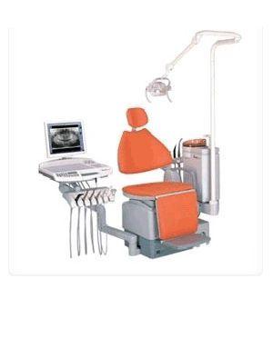 Dental treatment unit with hydraulic chair TAURUS SANTE F/S Shinhung