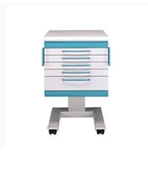 Medical cabinet / dentist office / on casters / modular TC 7545 Shinhung