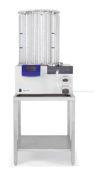 Laboratory media dispenser 10 - 120 L | Systec Mediafill Systec