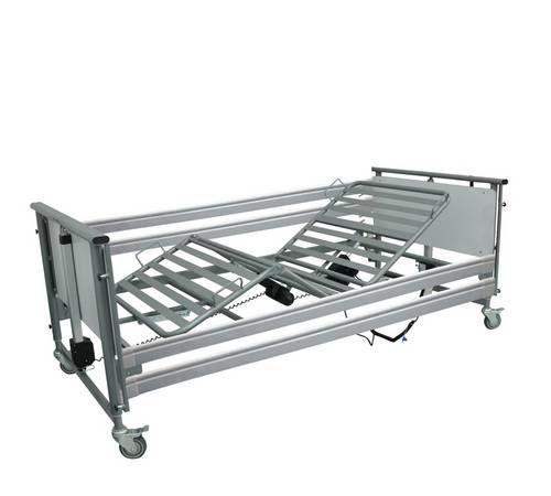 Nursing home bed / electrical / height-adjustable / on casters ECOFIT ULTRA TEKVOR CARE