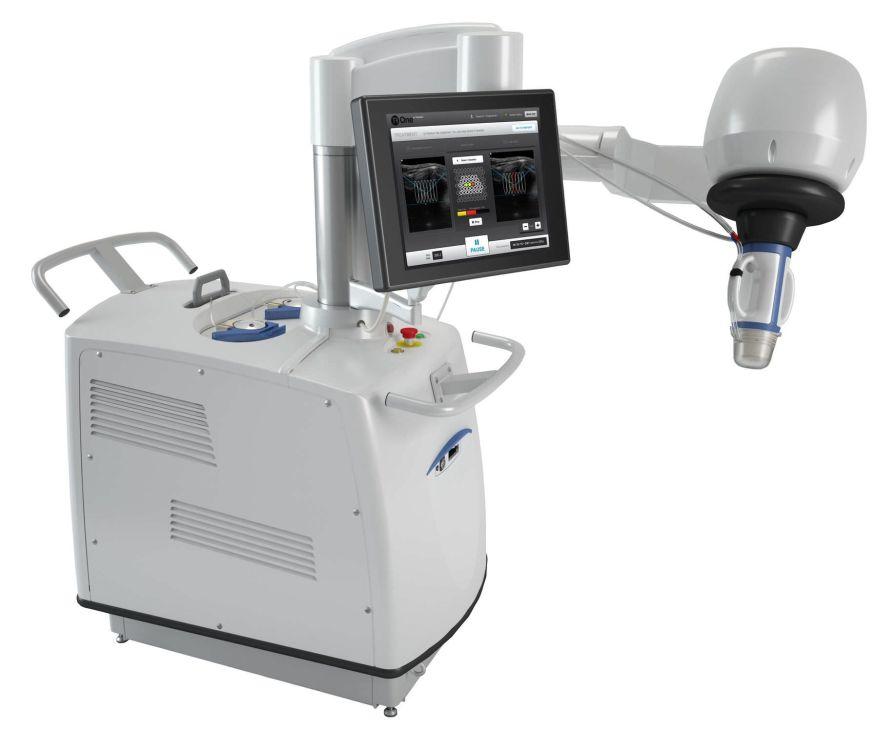 Ablation system / HIFU ablation system / for HIFU thyroid nodule treatment / ultrasound-guided ECHOPULSE Theraclion