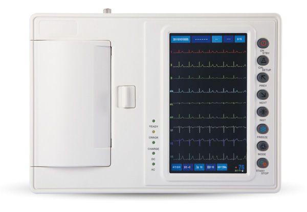 Digital electrocardiograph / 6-channel SE-6B Sonostar Technologies