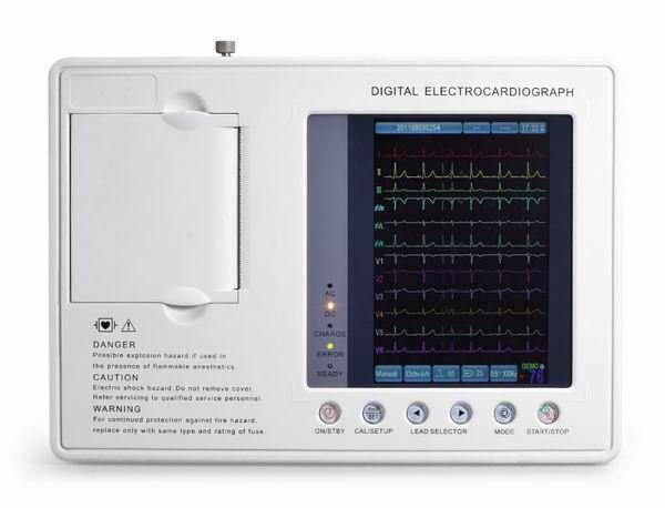 Digital electrocardiograph / 3-channels SE-3C Sonostar Technologies