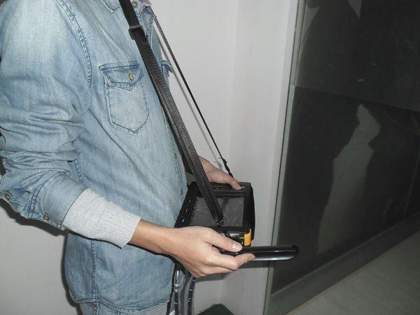 "Portable veterinary ultrasound system 7"" TFT | V5 Sonostar Technologies"
