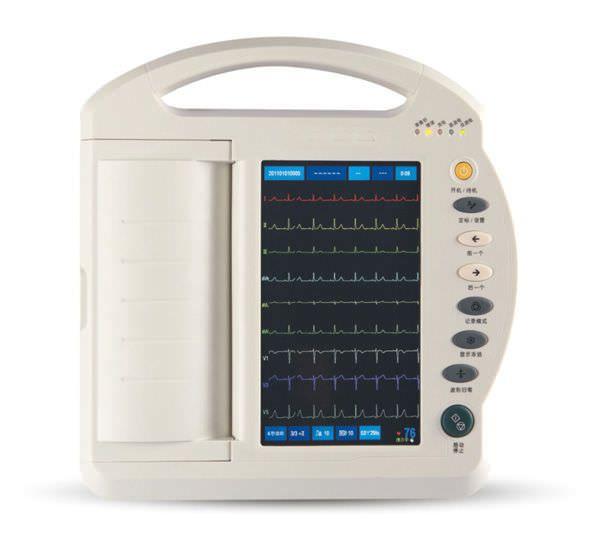 Digital electrocardiograph / 12-channel SE-12B Sonostar Technologies